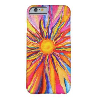 Caso de Sun Iphone del color de agua