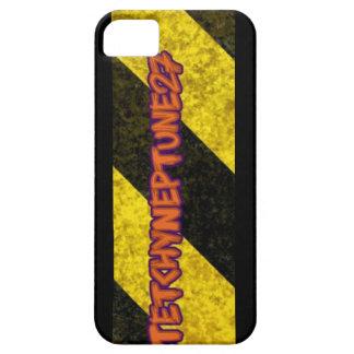Caso de TetchyNeptune27 iPhone5/5s iPhone 5 Carcasas