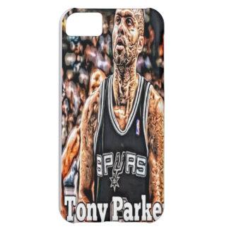 Caso de Tony Parker Iphone 5 Funda Para iPhone 5C