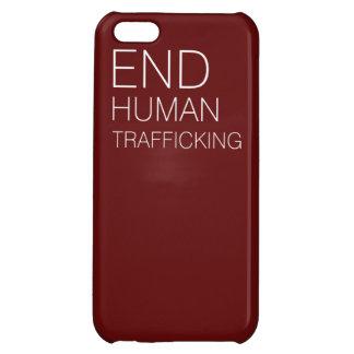 Caso de tráfico humano de Iphone 5 del final