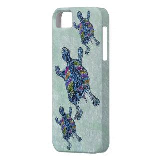 Caso de Turtlemania IPhone5 iPhone 5 Case-Mate Cárcasas