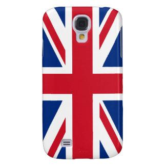 Caso de Union Jack Iphone 3 Funda Para Galaxy S4