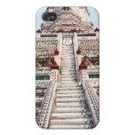 Caso de Wat Arun~iPod iPhone 4 Funda