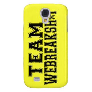 Caso de WeBreakSh*t Iphone 3G del equipo