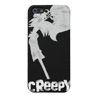 Caso de Whiskwolf iPhone4 iPhone 5 Carcasa