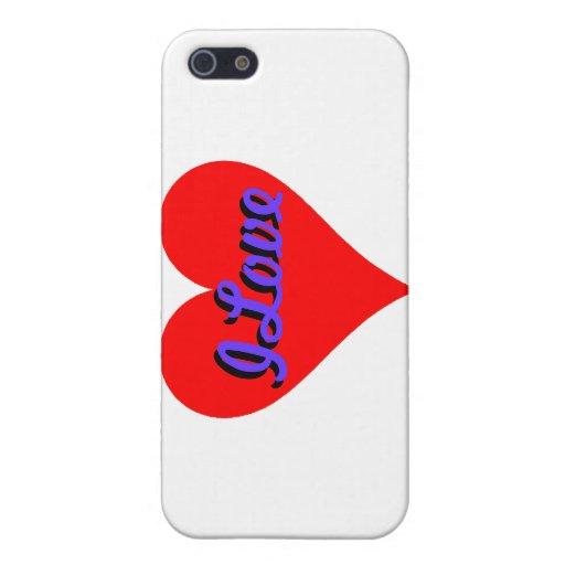 Caso de Xpress iPhone 5 Cárcasa