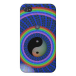 Caso de Yin Yang iPhone 4/4S Funda