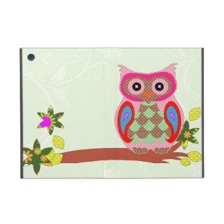 Caso decorativo del ipad del arte colorido del rem iPad mini fundas