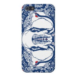 caso del 象鶴 iphone4 iPhone 5 funda