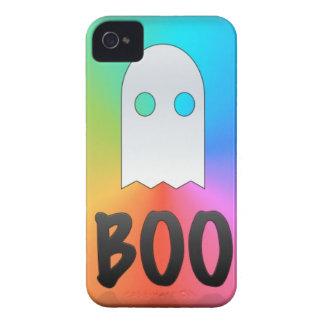 "Caso del ""abucheo"" del fantasma Case-Mate iPhone 4 funda"