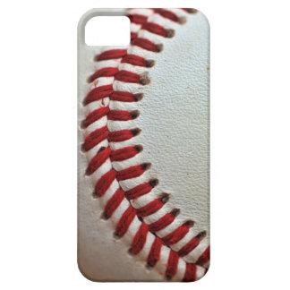 Caso del amante del béisbol funda para iPhone 5 barely there