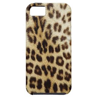 caso del ambiente de la casamata del leopardo del  iPhone 5 Case-Mate coberturas