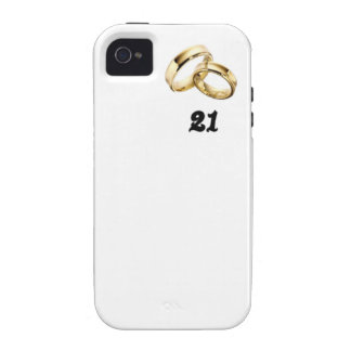 Caso del ambiente del iPhone 4/4s de Klaine iPhone 4/4S Carcasa