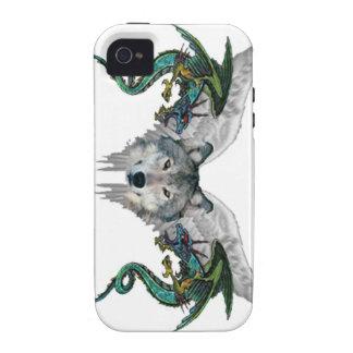 caso del ambiente del iphone 4/4S iPhone 4/4S Carcasas