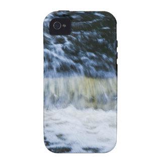 Caso del ambiente del iPhone 4 de la cascada iPhone 4 Carcasas