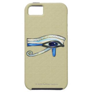 Caso del ambiente del iPhone 5 del ojo de Opalite Funda Para iPhone 5 Tough