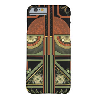 Caso del art déco funda para iPhone 6 barely there