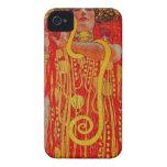 Caso del arte de Hygieia de la medicina de Klimt