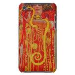 Caso del arte de Hygieia de la medicina de Klimt iPod Touch Cárcasas