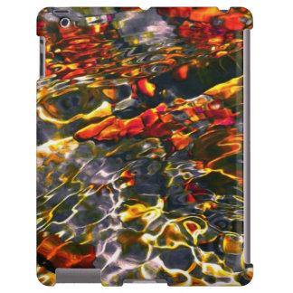 """""""Caso del arte de JTG del atlas de Koi"""" Funda Para iPad"""
