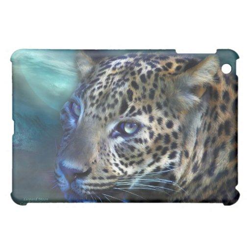 Caso del arte de la luna del leopardo para el iPad