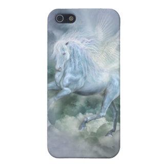 Caso del arte del bailarín de la nube para el iPho iPhone 5 Coberturas