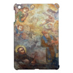 Caso del arte del vintage mini del iPad religioso  iPad Mini Funda