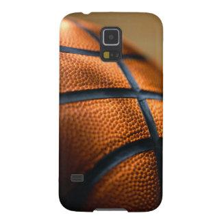 Caso del baloncesto para la galaxia S5 de Samsung Funda Para Galaxy S5