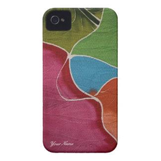 Caso del batik funda para iPhone 4 de Case-Mate