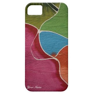 Caso del batik funda para iPhone SE/5/5s