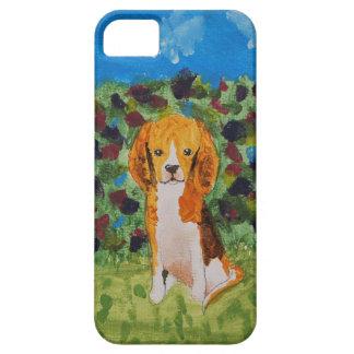 Caso del beagle iPhone 5 fundas