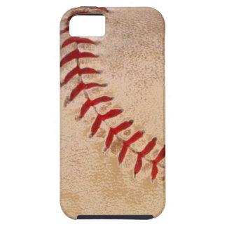 Caso del béisbol para el iPhone 5/5S Funda Para iPhone SE/5/5s