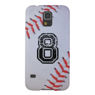 Caso del béisbol S5 Fundas Para Galaxy S5