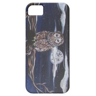 Caso del búho iPhone 5 Case-Mate carcasa