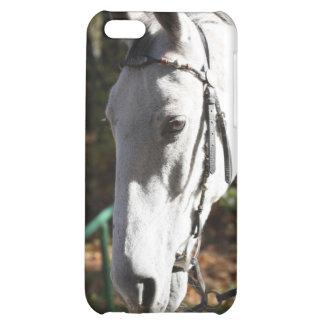 Caso del caballo blanco para el iPhone 4