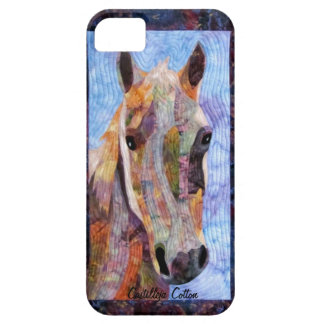 Caso del caballo iPhone5 de Crookshank Funda Para iPhone SE/5/5s