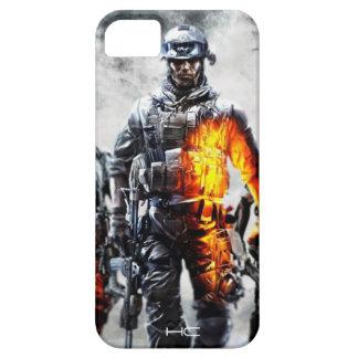 caso del campo de batalla iphone5s funda para iPhone SE/5/5s