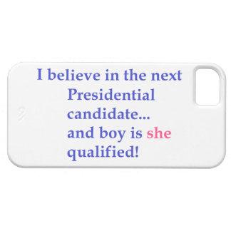 """Caso del """"candidato presidencial"""" iPhone 5 fundas"""