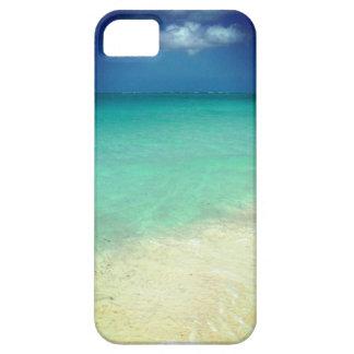 Caso del Caribe tropical del iPhone 5 de las aguas iPhone 5 Case-Mate Fundas