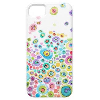 Caso del círculo íntimo iphone5 iPhone 5 carcasa