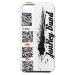 Caso del código de JRB QR iPhone 5 Case-Mate Cobertura