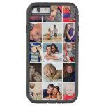caso del collage de la foto de Instagram del Funda De iPhone 6 Tough Xtreme
