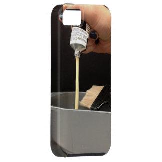 CASO DEL COLOR IPHONE DEL PELO iPhone 5 CÁRCASA