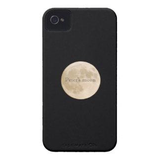 Caso del compañero de Blackberry de la soledad de Case-Mate iPhone 4 Cárcasas