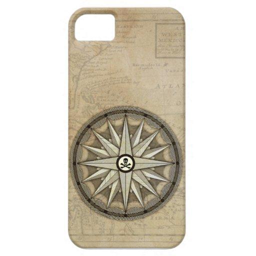 Caso del compás iPhone 5 carcasa