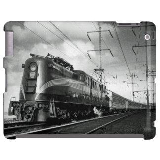 Caso del congreso del iPad del ferrocarril de Funda Para iPad