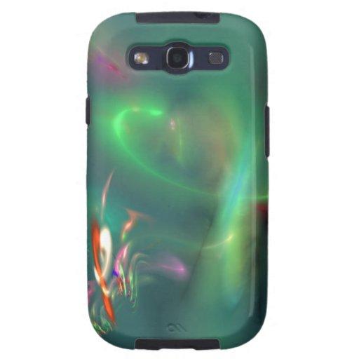 caso del corazón del arte abstracto samsung galaxy s3 carcasas