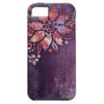 Caso del crujido y de la tapicería iPhone 5 Case-Mate cobertura