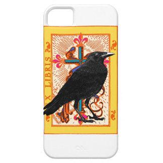 Caso del cuervo y del cuervo iphone5 iPhone 5 coberturas