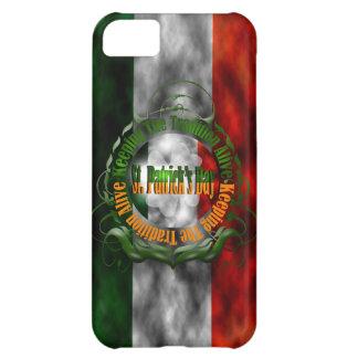 Caso del día de Irlanda de St Patrick apenado de Funda Para iPhone 5C